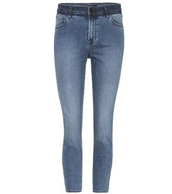 J Brand High Rise Crop Ruby jeans