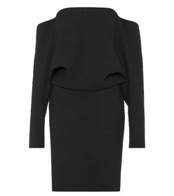 Tom Ford Crêpe off-the-shoulder dress