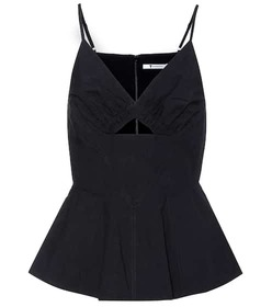 T by Alexander Wang Cotton camisole