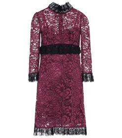 Dolce & Gabbana Lace minidress