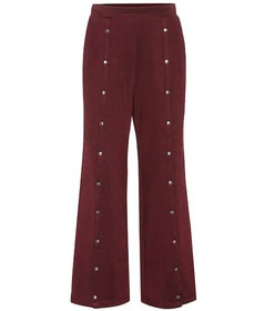 T by Alexander Wang Cotton-blend trackpants