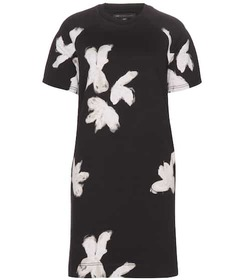 Marc by Marc Jacobs Grand Floral printed cotton-bl