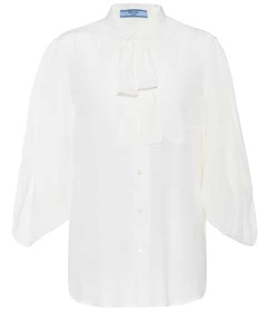 Prada Silk blouse