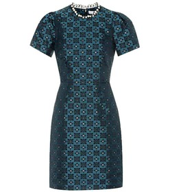 Mary Katrantzou Azurite embellished dress