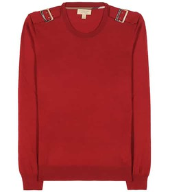 Burberry Knitted wool sweater