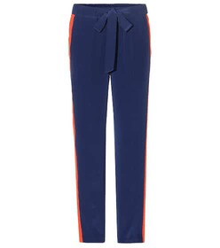 Tory Burch Desmond silk trousers