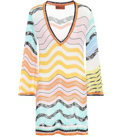 Missoni Mare Knitted V-neck sweater
