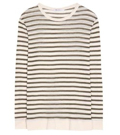 T by Alexander Wang Striped top