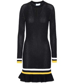 3.1 Phillip Lim Knitted cotton dress