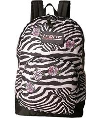 JanSport Zebra Rose