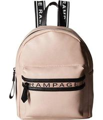 Rampage Midi Backpack with Branded Zipper