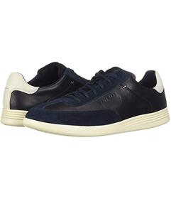 Cole Haan Navy Ink Leather/Suede