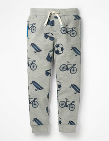 Boden Printed Joggers