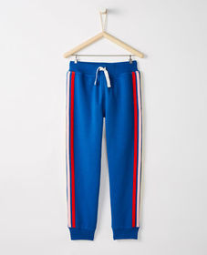 Hanna Andersson Side Stripe Sweatpants