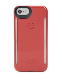 Lumee Light-Up iPhone 6/6s Case CRIMSON RED
