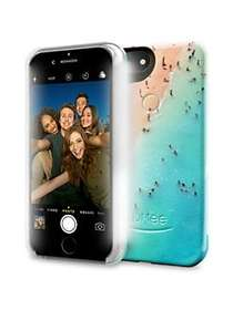 Lumee Beach-Print iPhone Case BEACH