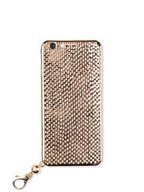 La Mela Cobra iPhone Case PINK GOLD