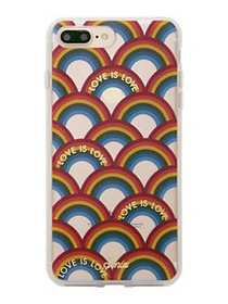 Sonix Love Is Love Rainbow Printed iPhone 7 Plus C