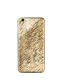 La Mela Fuego Textured iPhone 6 & 6S Case GOLD