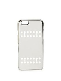 Boostcase Mirrored iPhone 6/6s Case SILVER