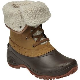 The North Face Shellista Roll-Down Winter Boot - W