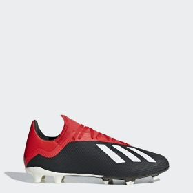 Adidas X 18.3 Firm Ground Cleats