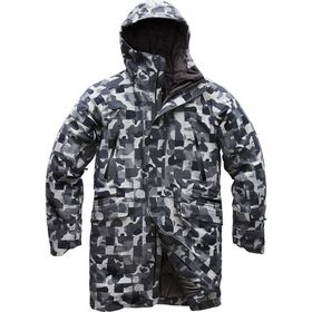 The North Face Cryos Wool Blend GTX Down Parka - M