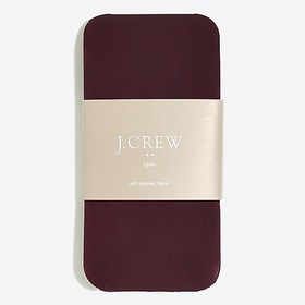J. Crew factory womens Opaque tights