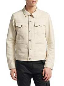 G-Star RAW D-Staq 3D Deconstructed Jacket IVORY