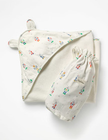 Boden Supersoft Hooded Towel