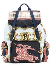 Burberry Large Rucksack in Archive Scarf Print