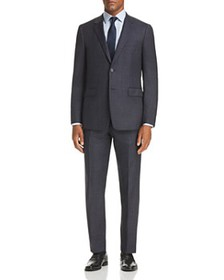 Theory - Mayer Sartorial-Check Slim Fit Suit Separ