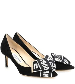 Jimmy Choo Tegan 60 suede pumps