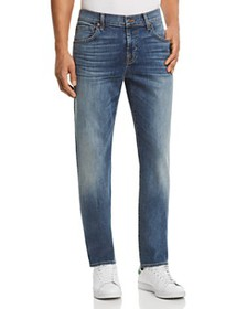 7 For All Mankind - Slimmy Slim Fit Jeans in Gasto