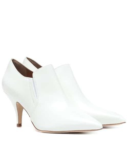 Tory Burch Georgina 80 leather ankle boots