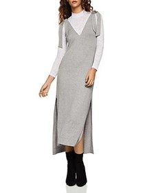 BCBGeneration - Layered-Look High/Low Dress