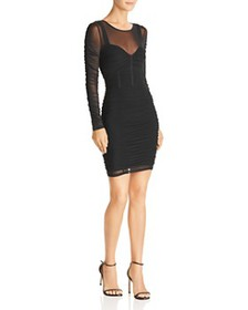 GUESS - Veronica Ruched Dress