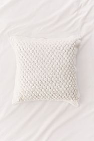 Bobble Crochet Pillow