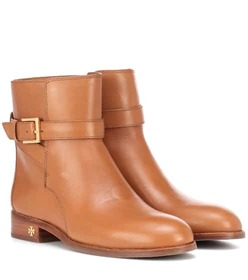 Tory Burch Brooke leather ankle boots