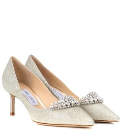 Jimmy Choo Romy 60 glitter pumps