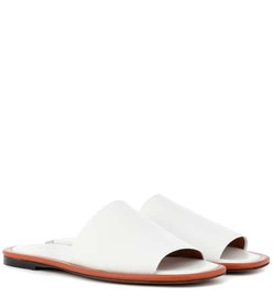 Neous Leather slides