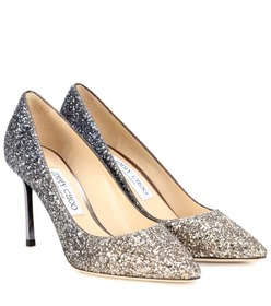 Jimmy Choo Exclusive to Mytheresa – Romy 85 glitte