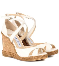 Jimmy Choo Alanah 105 platform sandals