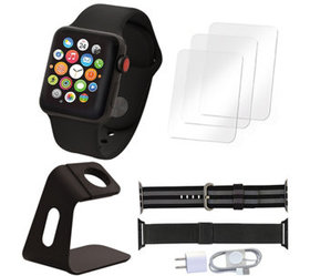 Apple Watch Series 3 GPS & Cellular 42mm & Accesso