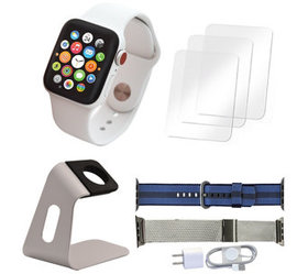 Apple Watch Series 3 GPS & Cellular 38mm & Accesso