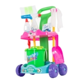 Toy Cleaning Set – Play Housekeeping and Janitor A