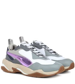 Puma Thunder Electric leather sneakers