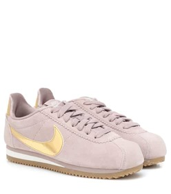 Nike Nike Classic Cortez suede sneakers