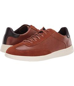 Cole Haan British Tan Leather/Suede