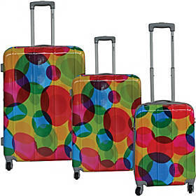Lightweight Hardside 3-Piece Luggage Set